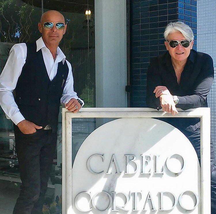 Toinho Mattos e Ricardo Pinheiro | Foto: Reprodução