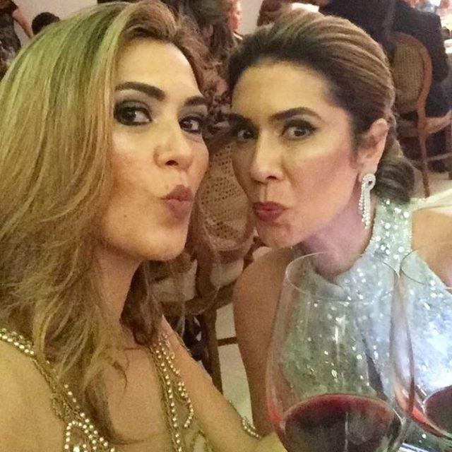 Uau! Olha as manas Giulliana Camelo e Alessandra Soares dehellip