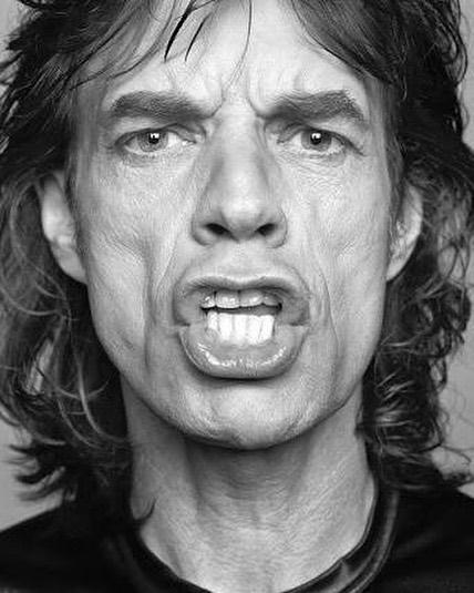 Ainda  tempo de parabenizar Mick Jagger O rei dohellip