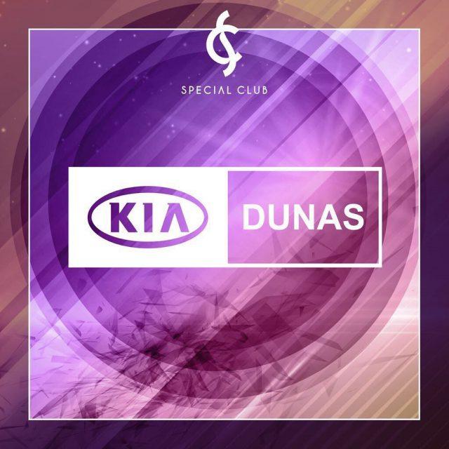 A Kia Dunas  uma das patrocinadoras oficiais do projetohellip