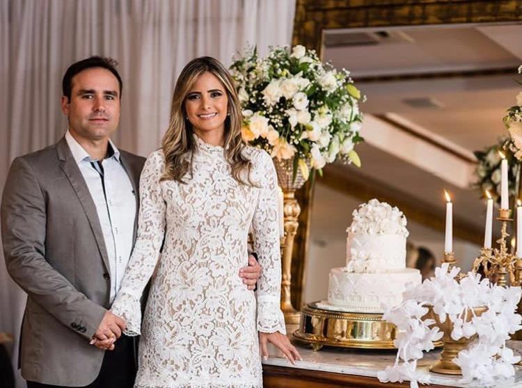 Leonardo Feitosa e Raissa Batista | Foto: Reprodução