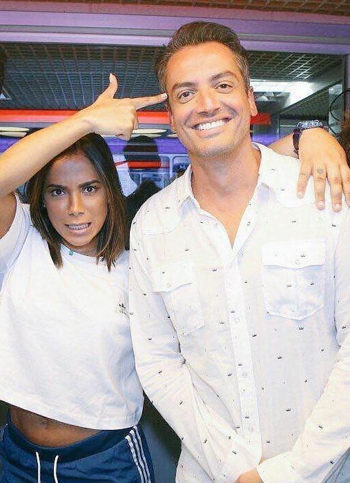 Anitta e Leo Dias | Foto: Reprodução