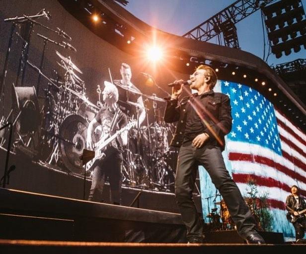 O U2 est prestes a desembarcar no Brasil com ahellip