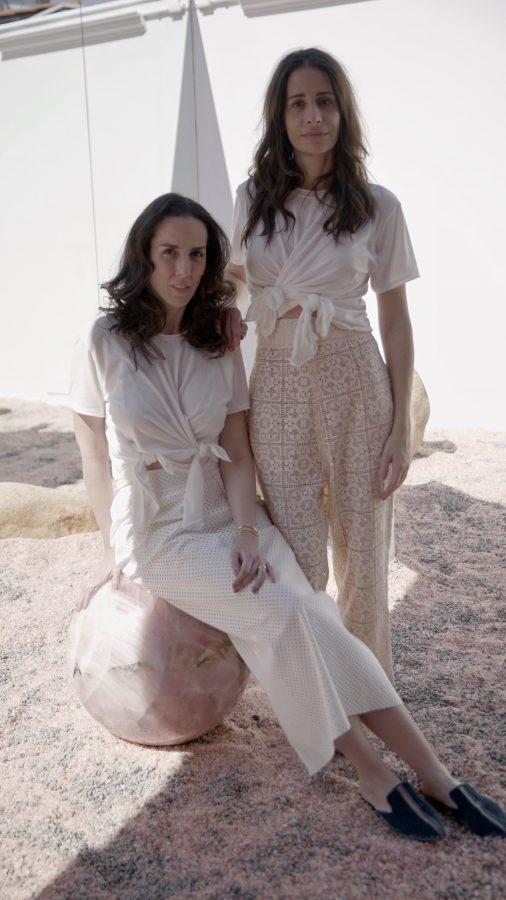 Ana Isabel de Carvalho Pinto e Paula Raia | Foto:Pedro Koeler