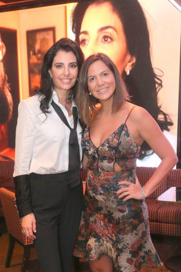 Antonia Frering e Carol Sampaio | Fotos: Reginaldo Teixeira