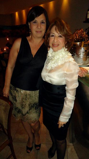 Gisele e Tereza Cittadino | Foto: PG