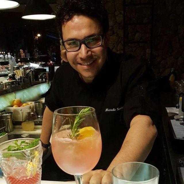 O rest Emprio Gourmet fechou uma parceria com o mixologistahellip