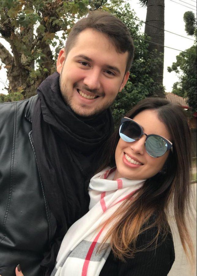 Mariana Almeida e Tadeu Lins | Foto: Reprodução