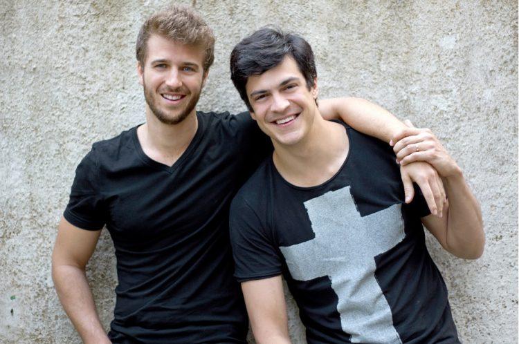 Mateus Solano e Miguel Thiré | Foto: Reprodução