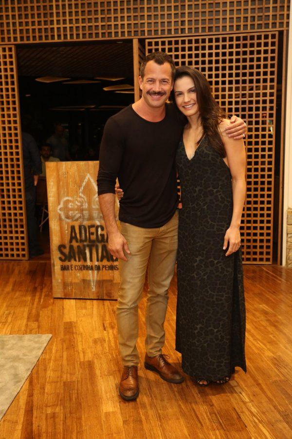 Malvino Salvador e Kyra Gracie | Fotos: Reginaldo Teixeira