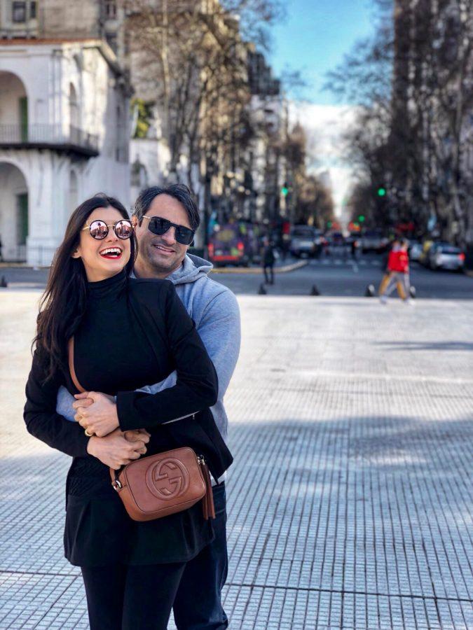 Lena Maia e Marcus Paulo Farias | Foto; Reprodução