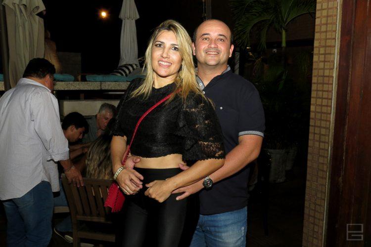 Simone Soares e João Romero Ribeiro | Fotos: PG